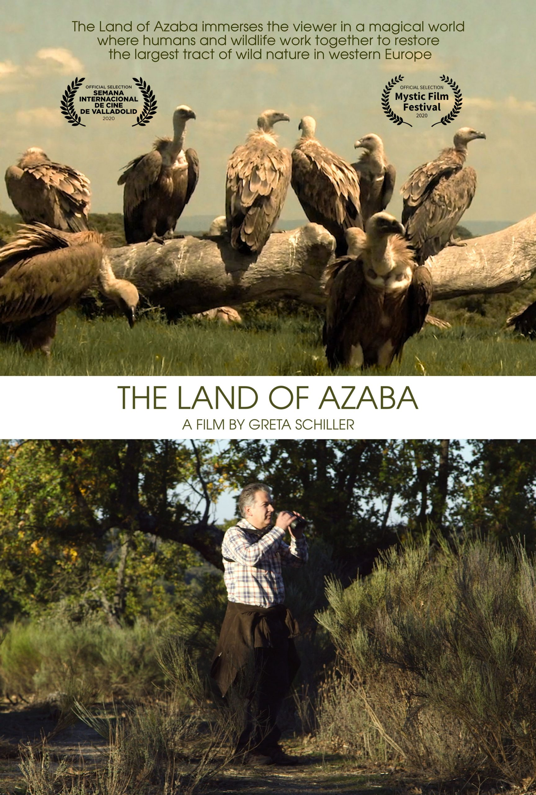 Land of Azaba poster